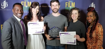 The Winners For The 48 Hour Film Project Atlanta For 2018...